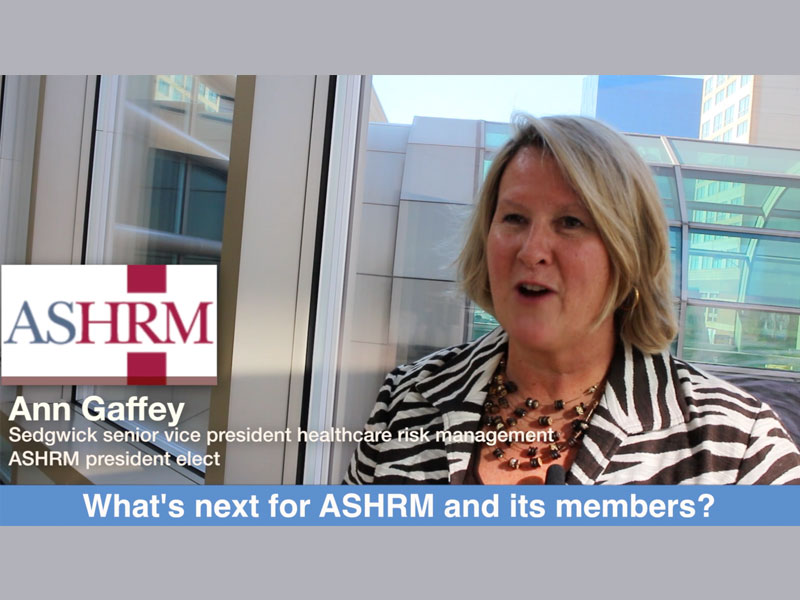 What's next for ASHRM and its members?