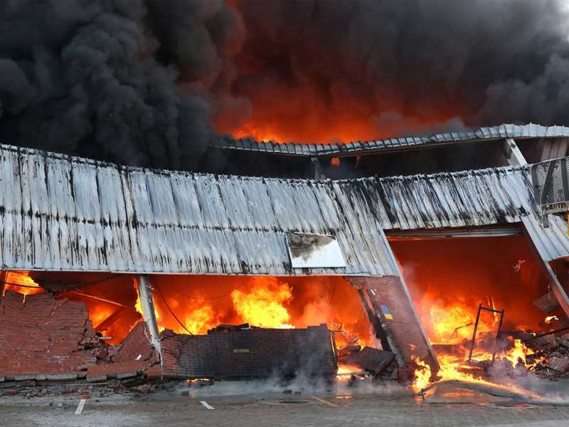 Warehouse fires: A property loss nightmare