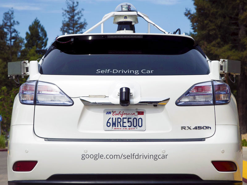 Self-driving cars hit the road to reality