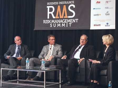 Cyber risks dominate discussions at RMS 2016