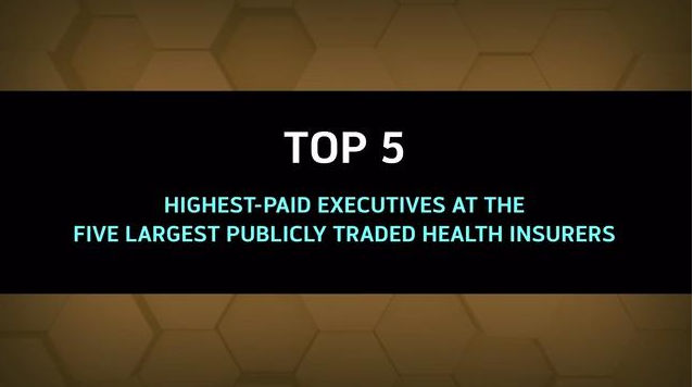 Here are the highest paid health insurer execs for 2015