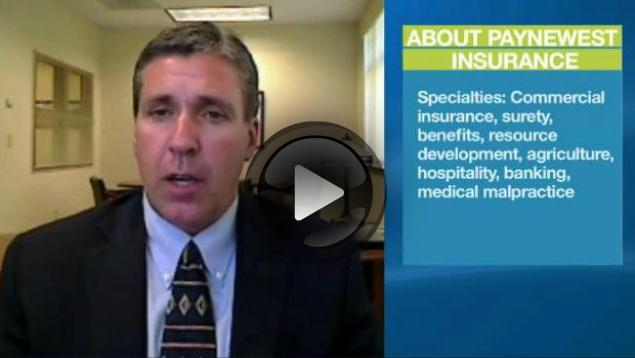Business Insurance BROKER BEAT Video: PayneWest Insurance