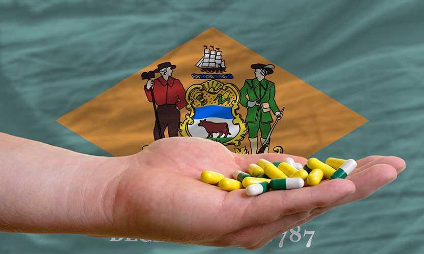 Delaware sues opioid manufacturers, distributors over epidemic