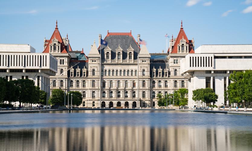 NY capitol