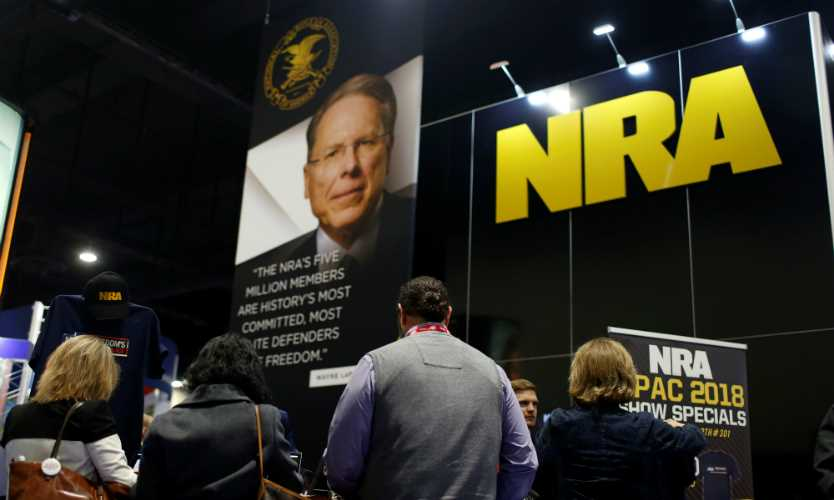 Chubb pays $1.3 million to settle charges over NRA insurance program
