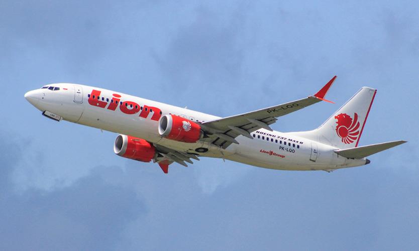 Lion Air Boeing MAX 8