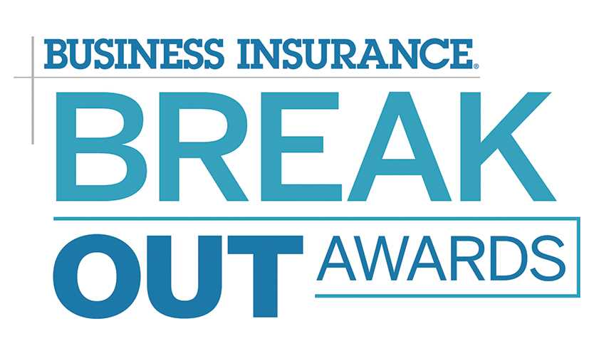 Business Insurance 2019 Break Out Awards