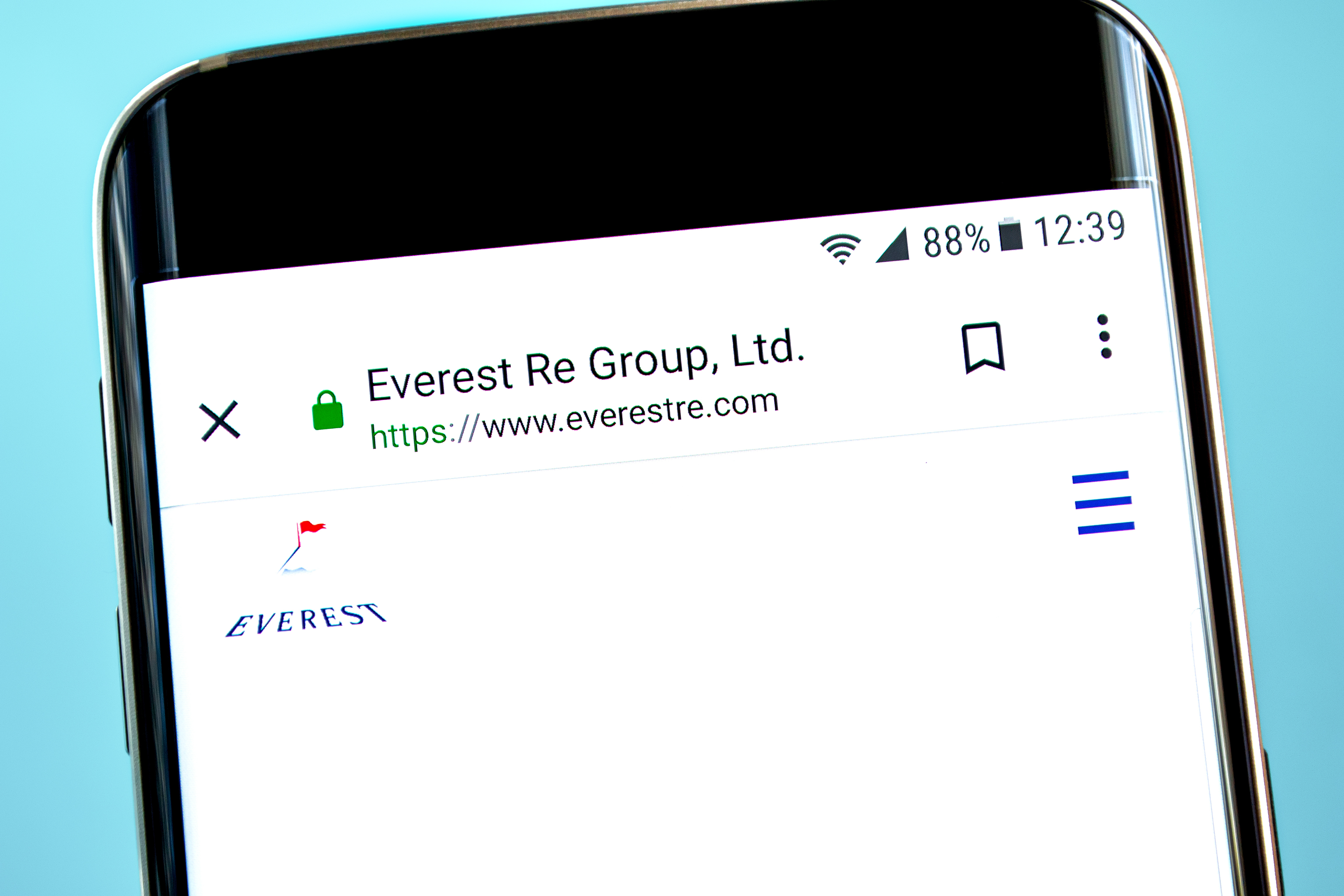 Everest Re Hit With 150m In Losses From Pandemic Business Insurance