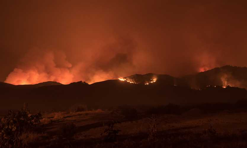 California insured wildfire losses could reach $13B: AIR