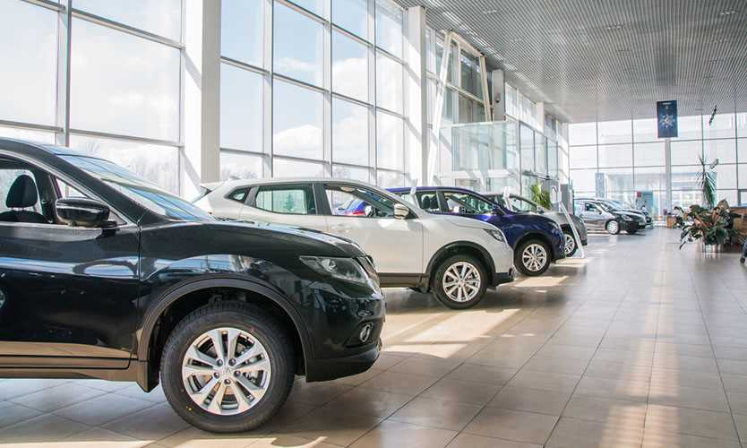 TRO auto dealership