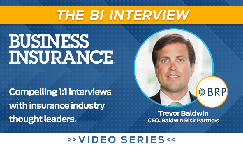 Video: The BI Interview with Trevor Baldwin of Baldwin Risk Partners
