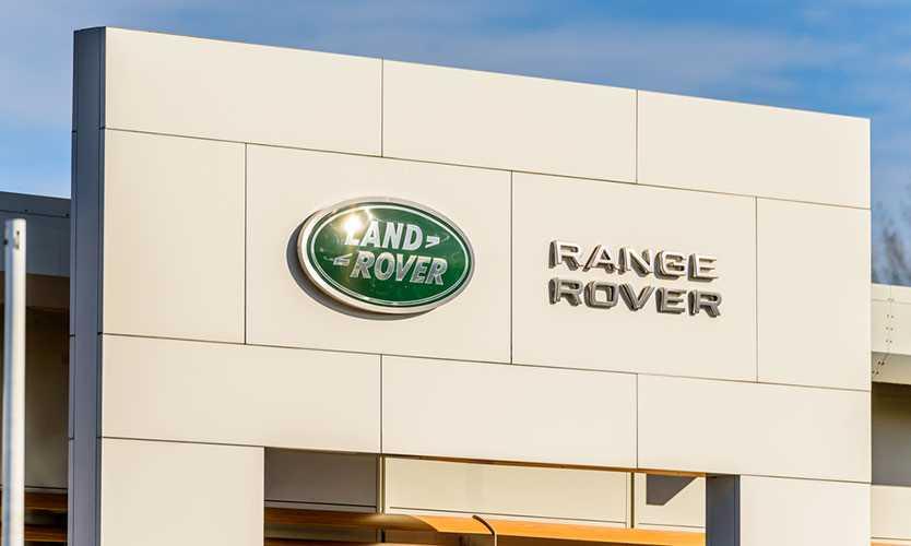 Land Rover Range Rover, Northampton, England