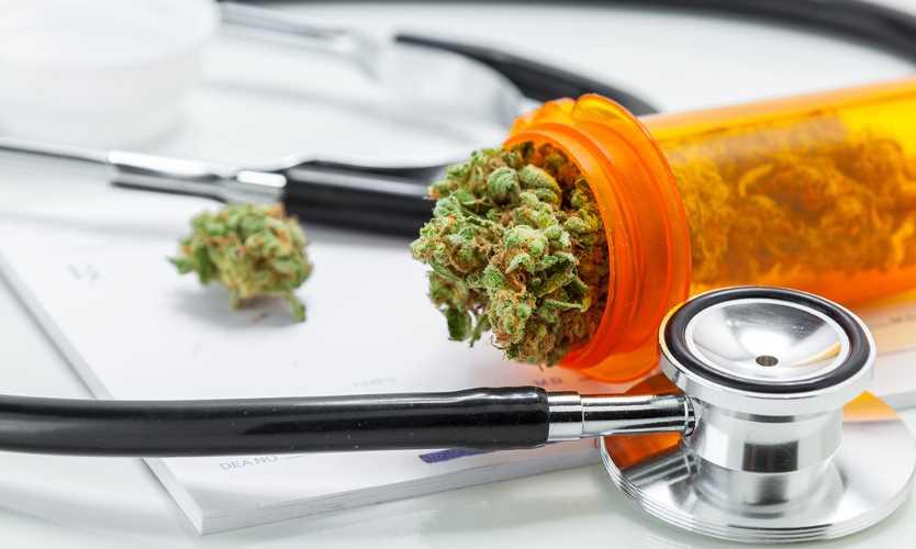 Trump spending plan prevents feds from tackling medical marijuana