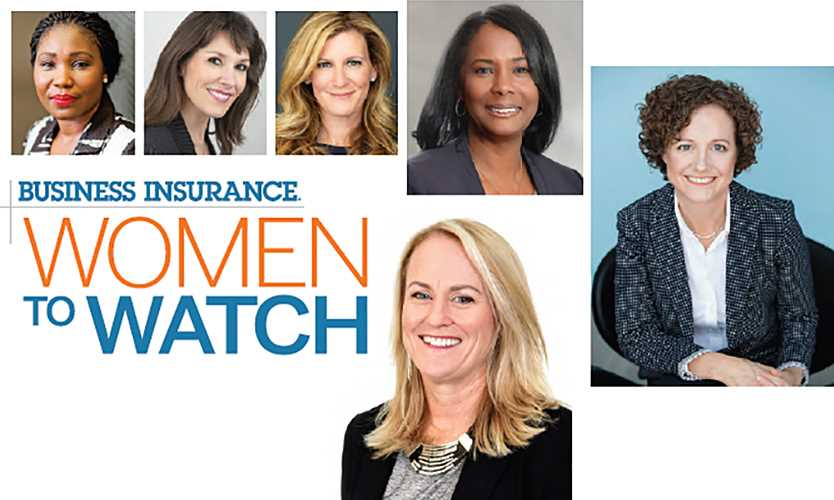 2018 Business Insurance Women to Watch