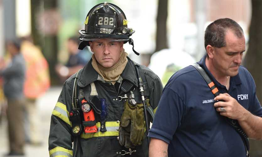 First responder workers compensation bills stall