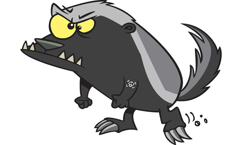 Honey Badger do care — about trademark protection