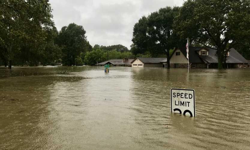 Harvey flood losses Corelogic Texas