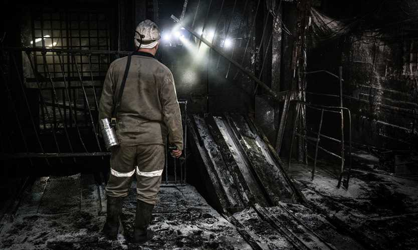 Virginia coal mines