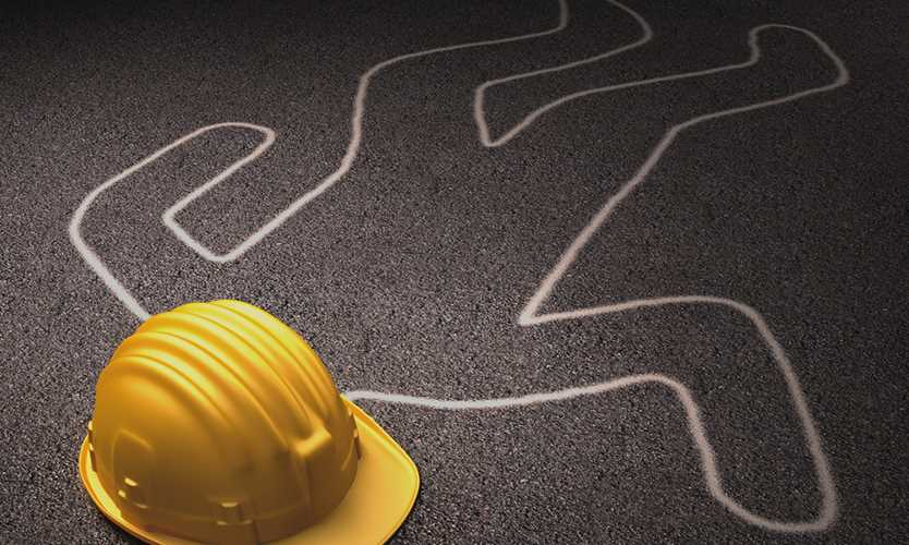 Workplace fatalities in California remain stable
