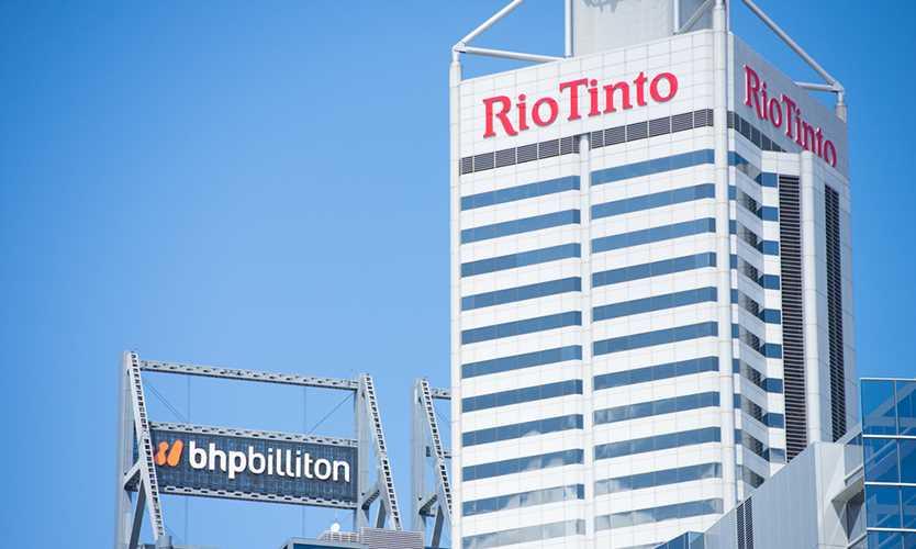 Rio Tinto building, Perth, Australia