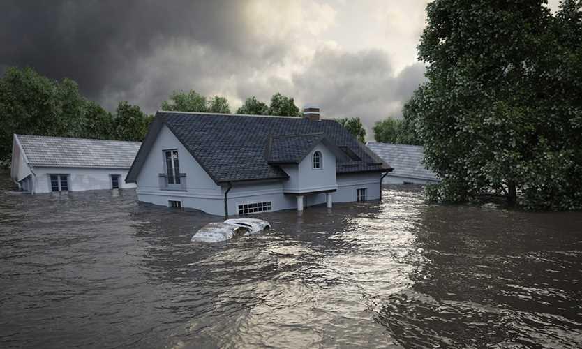 Farm bill provision would extend National Flood Insurance Program six months