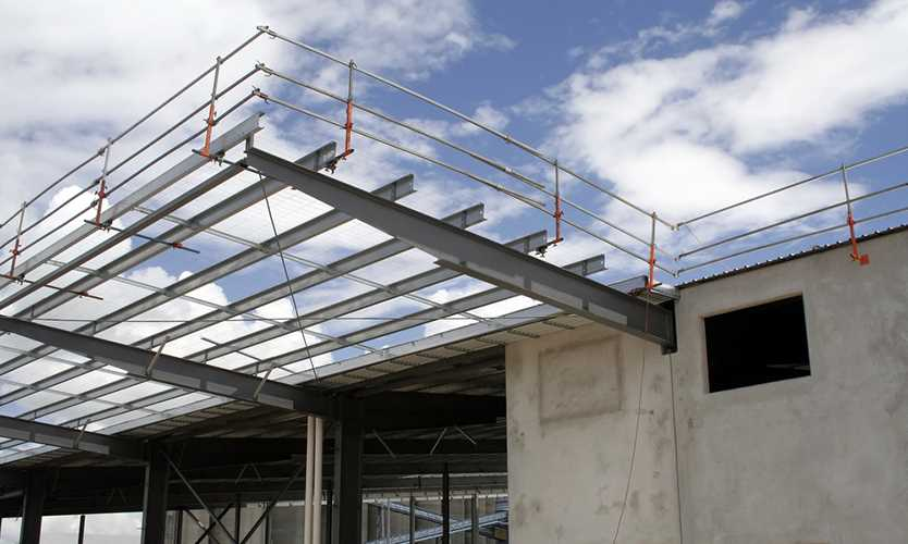 OSHA cites contractor for lack of fall protection