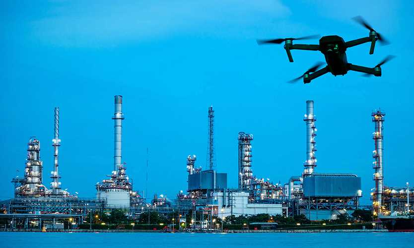 Energy firms tap new technology to assess risks