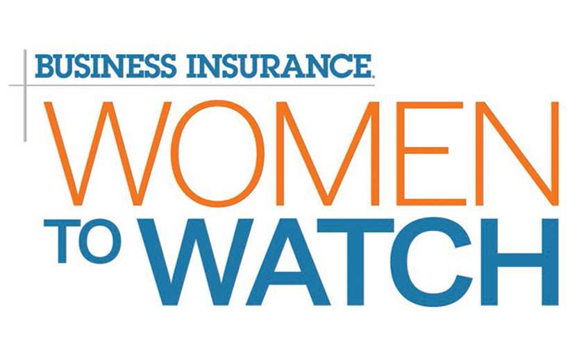 Business Insurance Women to Watch 2016
