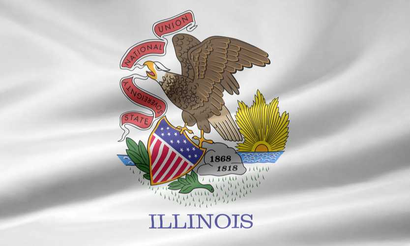 Illinois budget workers compensation Rauner override