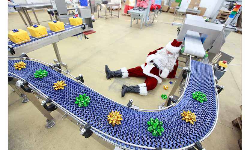 Holiday hurry leads to workers comp flurry
