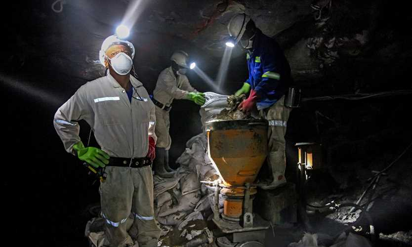 South Africa miners reach $400M silicosis settlement with companies
