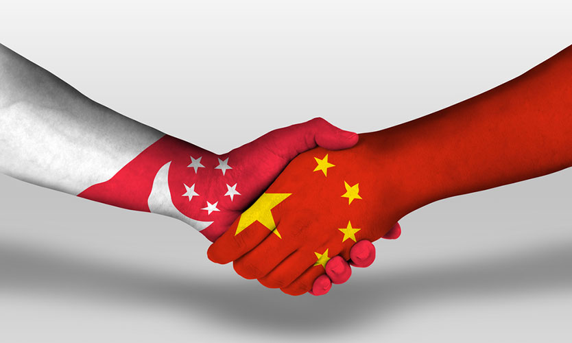 Singapore China agreement