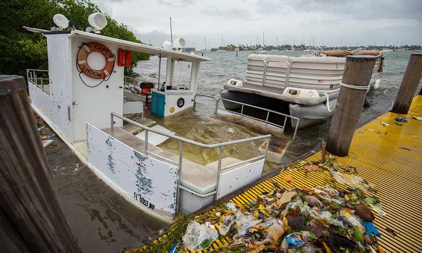 Irma insured losses estimated at $25 billion