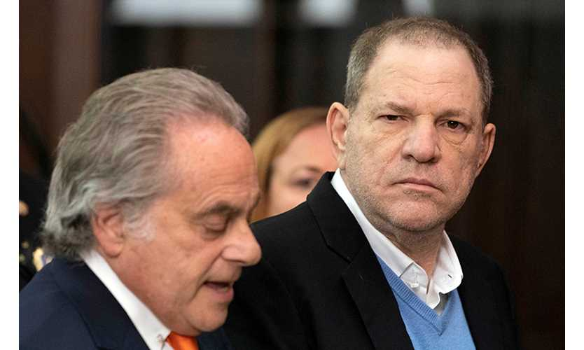 6. Insurers deny liability coverage to Harvey Weinstein