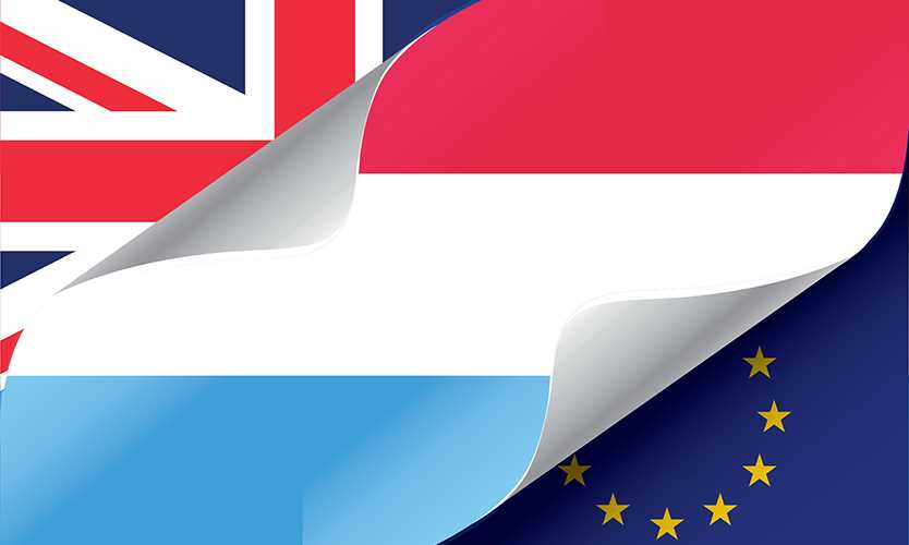 Brexit UK Luxembourg