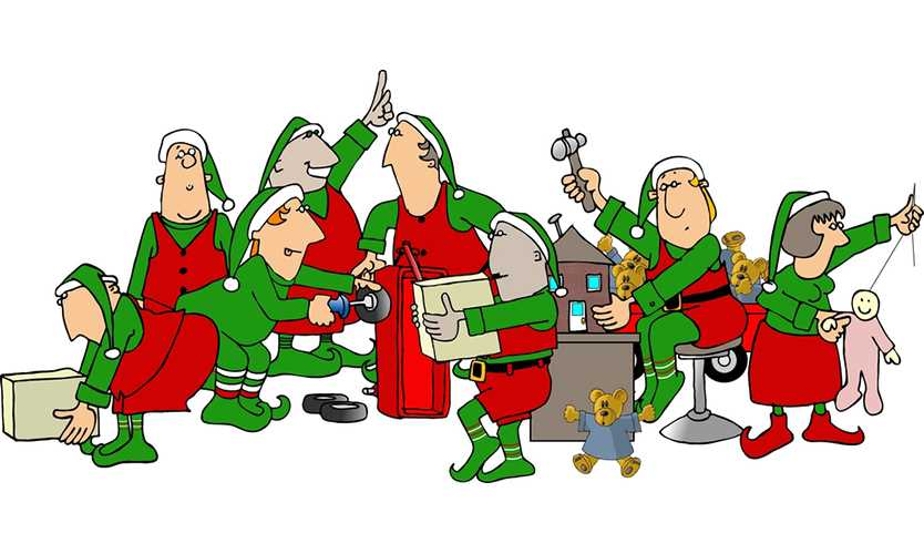 Workers comp for elves kicks off Santa's Insurance