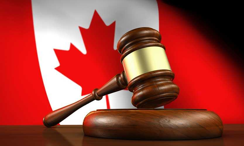 Canadian legal ruling
