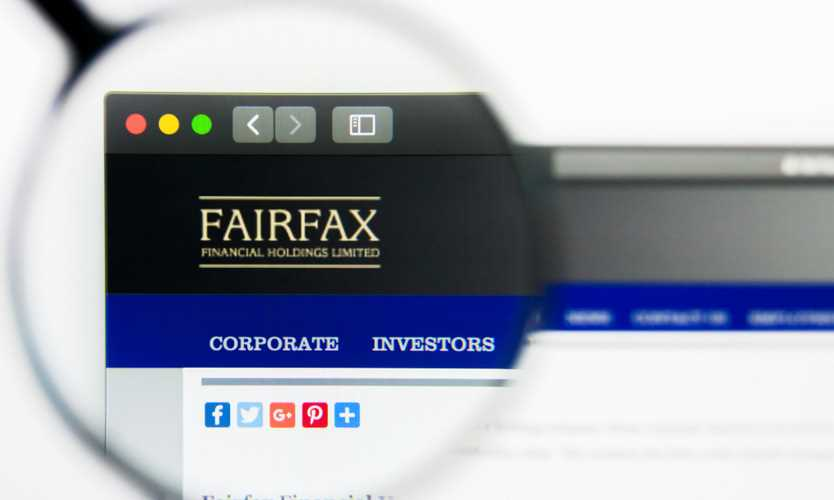 Fairfax Financial Holdings
