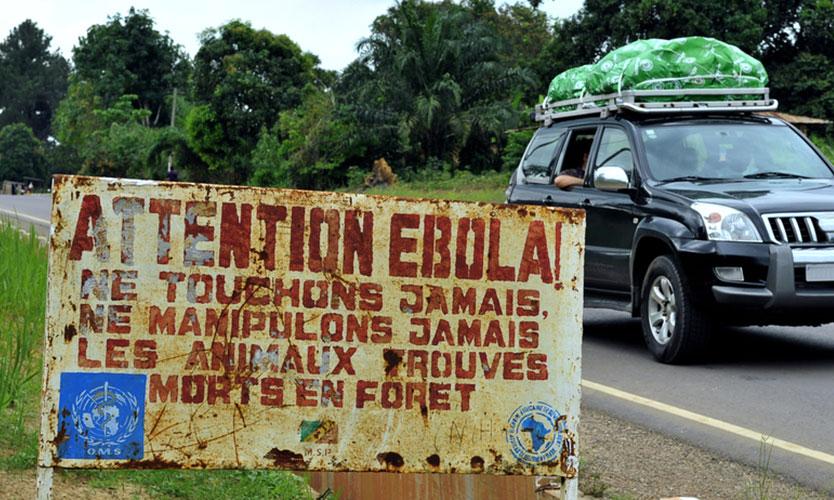 Ebola in Democratic Republic of Congo