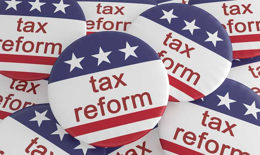 Tax reform would benefit insurance industry