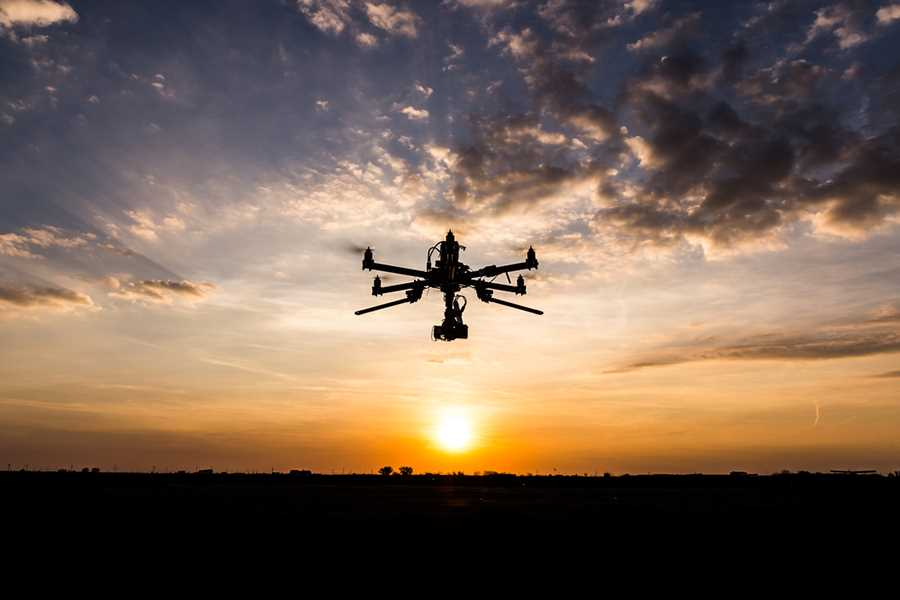 Drone coverage has yet to take off despite huge potential