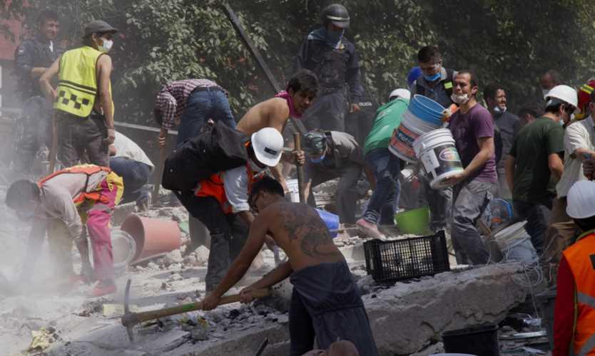 Mexico quake losses could reach $2 billion: AIR