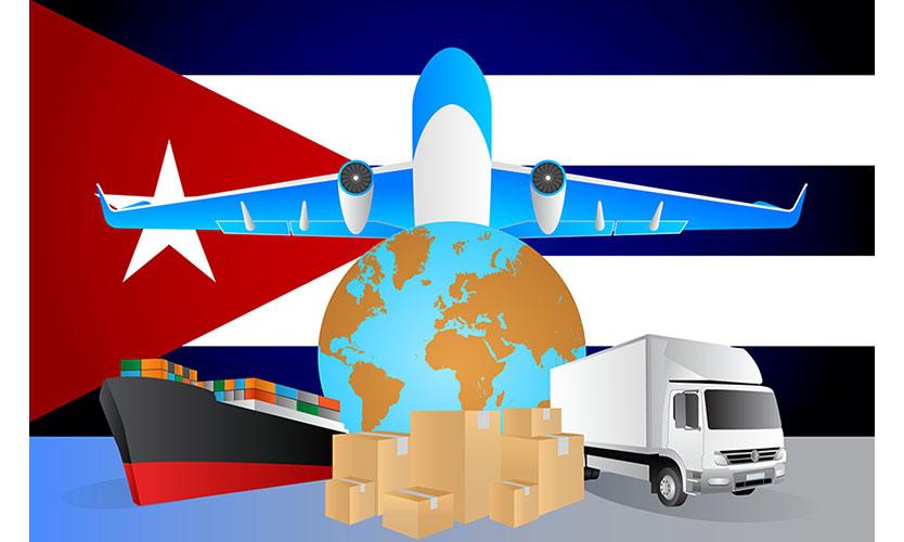 Cuba transport sector