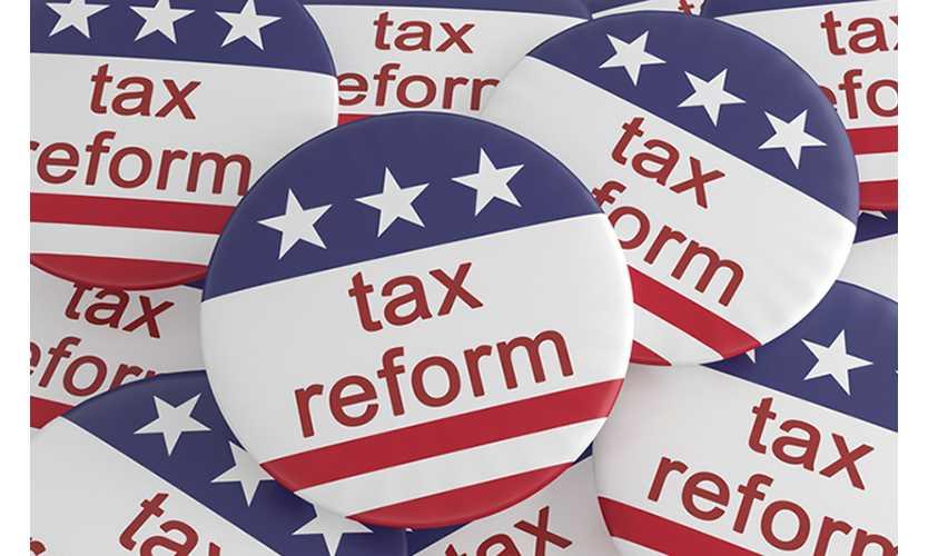Tax reform passes House