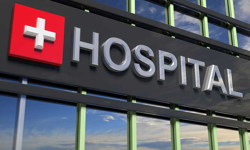 Rise in hospital professional liability large claims concerning: Report