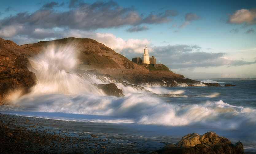 Windstorm Doris insured loss estimate lowered