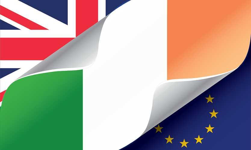 UK EU Ireland Brexit