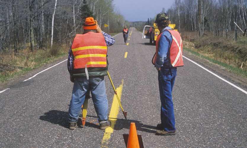 highway worker