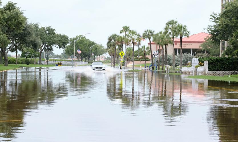 Cristobal flood
