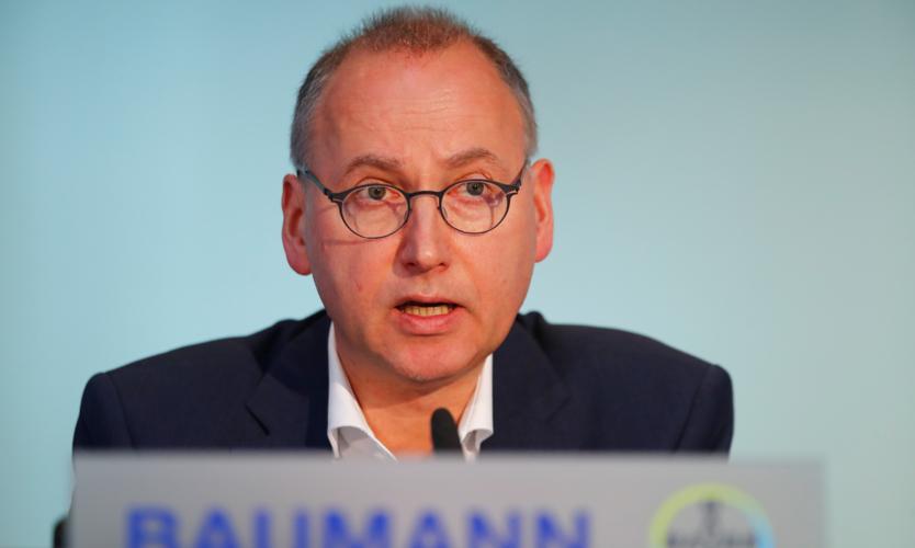 Bayer CEO Werner Baumann